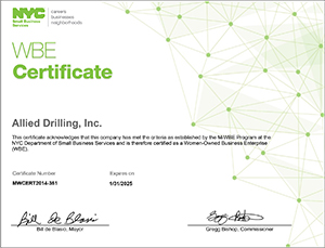 MWBE certification