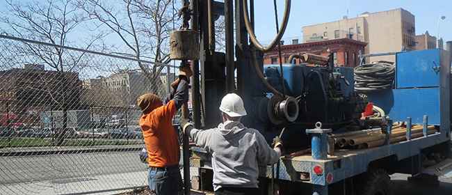 Allied Drilling in city